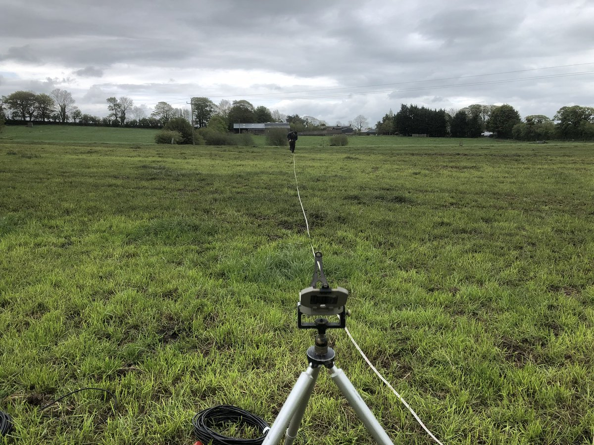 test Twitter Media - Magnetotelluric survey in County Limerick. Using high quality instrumentation by @PhoenixGeoLTD https://t.co/HFTnb1TKql
