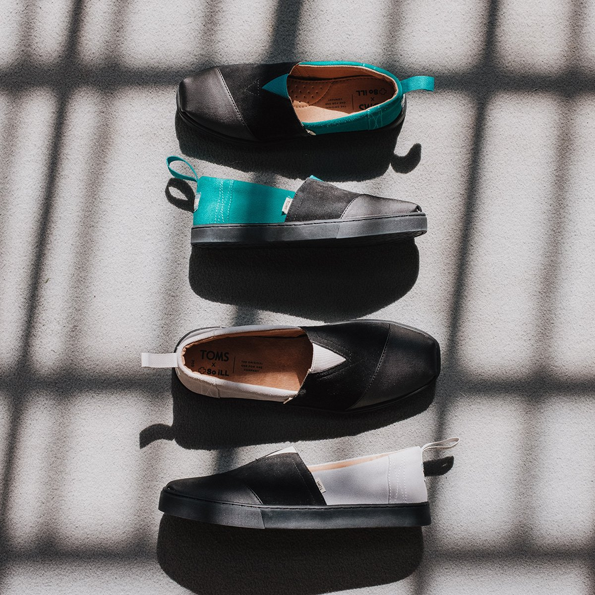 a5aaaafef96 TOMS and  soillholds partnered to create rock climbing shoes and rock  climbing inspired limited-edition slip-ons. Learn more   https   bddy.me 2UUThIj ...