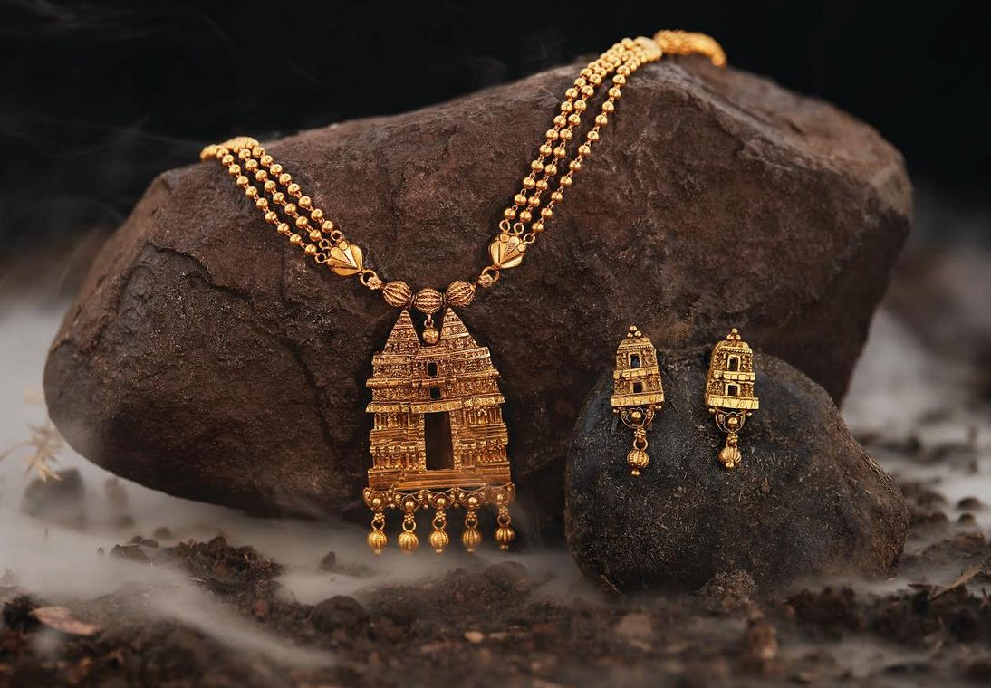 Reliance Jewels brings to life the ruins of Hampi with latest collection