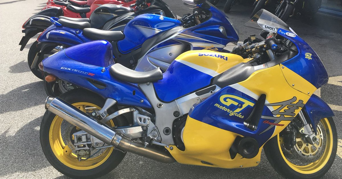 Suzuki Bikes UK on Twitter: