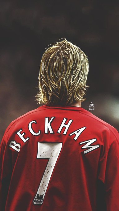Happy Birthday David Beckham,   Man with the proper united DNA.      Arguably England\s Greatest set piece Taker.