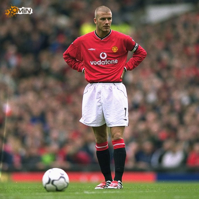 Speaking of free-kick masters, happy birthday to David Beckham.  The Original FK King.