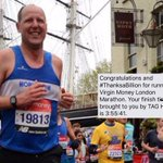 Huge congratulations go out to our Senior Site Manager Graham Cottam for competing and completing the London Marathon. Graham completed the marathon in 3:55:41. Well done from all at Torsion! #Marathon #London #Health #Athlete