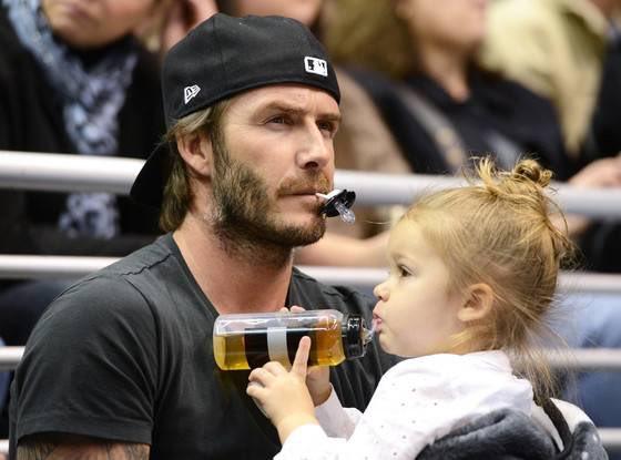 O gerçek bi kral! Happy Birthday David Beckham .