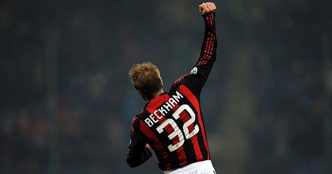 Happy birthday David Beckham