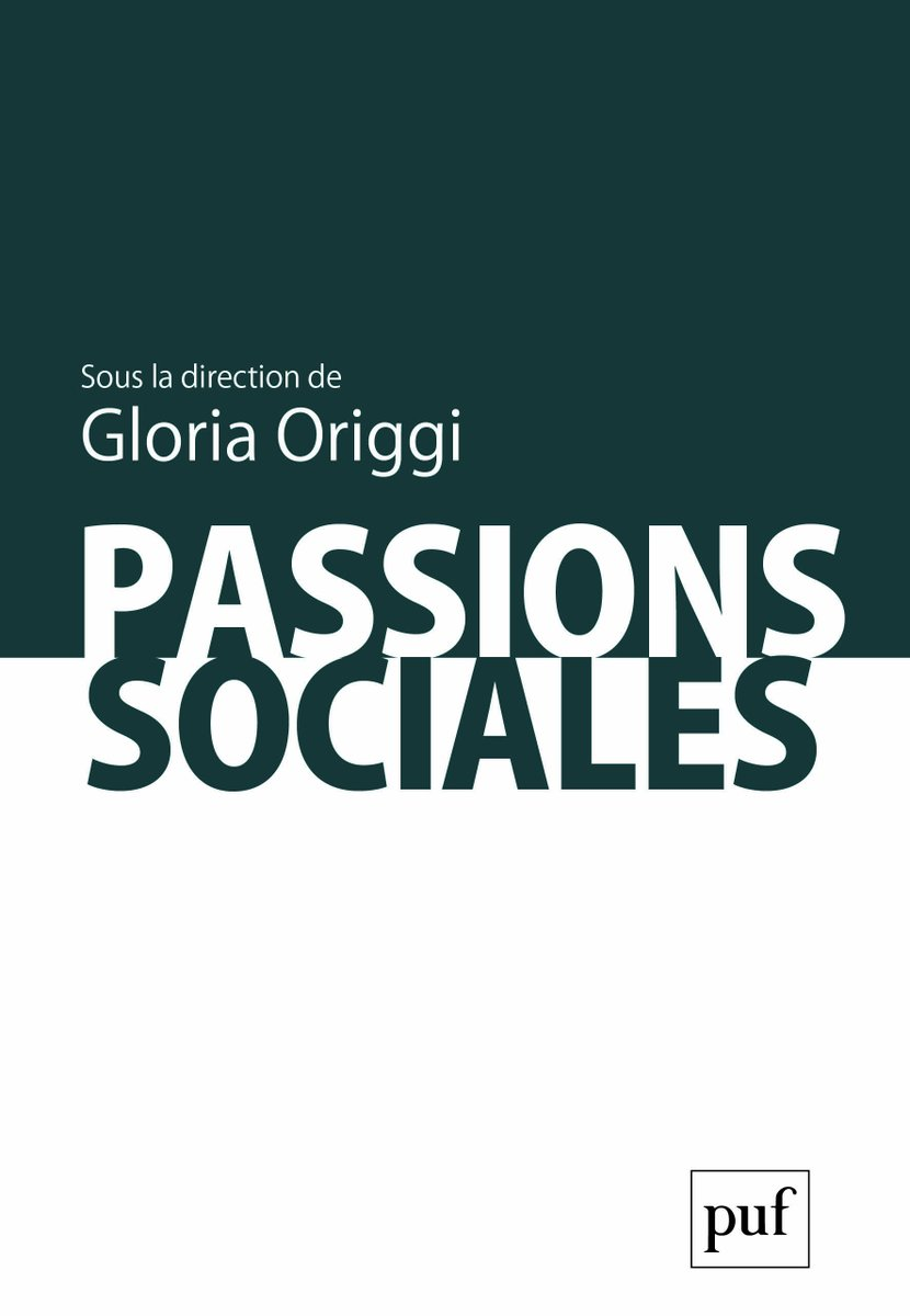 Gloria Origgi (@gloriaoriggi) | Twitter