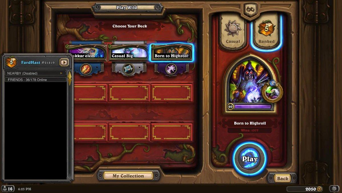 5 legend darkest hour warlock fardhast hearthstone - Demonwrath hearthstone ...