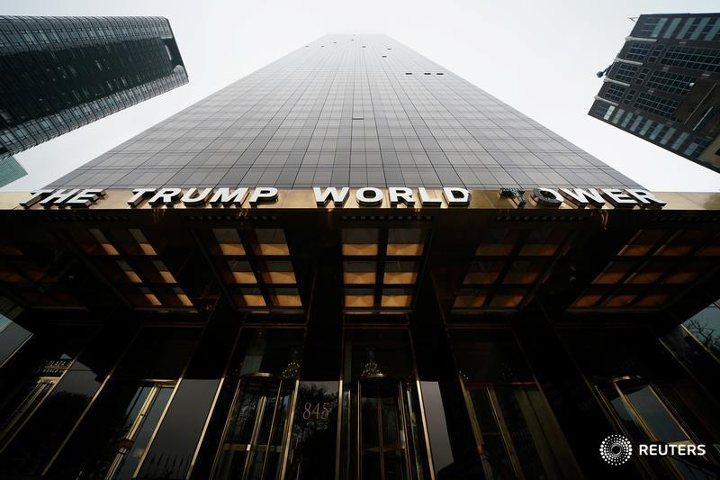 EXCLUSIVE: State Department allowed at least seven foreign governments to rent condominiums in New York's Trump World Tower in 2017 without approval from Congress, a potential violation of the Constitution's emoluments clause https://reut.rs/2GR4ILU  @JuliaHarte1