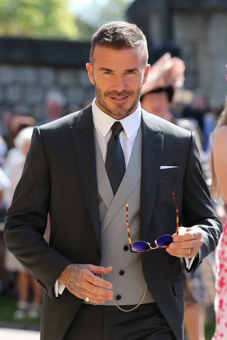 Happy Birthday David Beckham. To say we are thankful for this day would be an understatement.