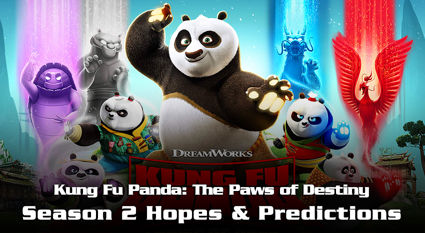 Have any thoughts on what may happen (or what you'd like to happen) in a potential Season 2 of #KungFuPanda: The Paws of Destiny? Share them here in this new community discussion thread: https://kungfupanda.fandom.com/f/p/3337973043036543940…
