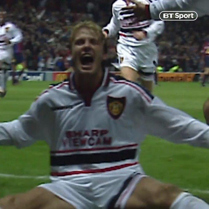 4  4  today!  David Beckham knew his way around a free-kick.  Happy Birthday to a master!