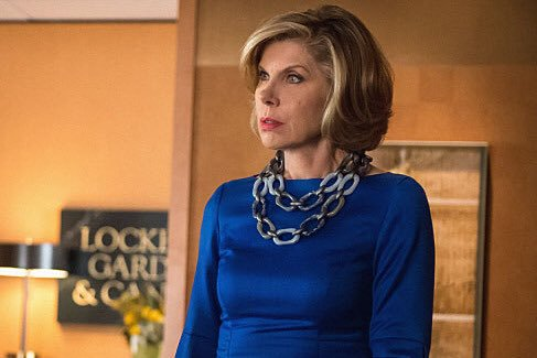 HAPPY BIRTHDAY TO CHRISTINE BARANSKI AND HER CHAIN LINK NECKLACES
