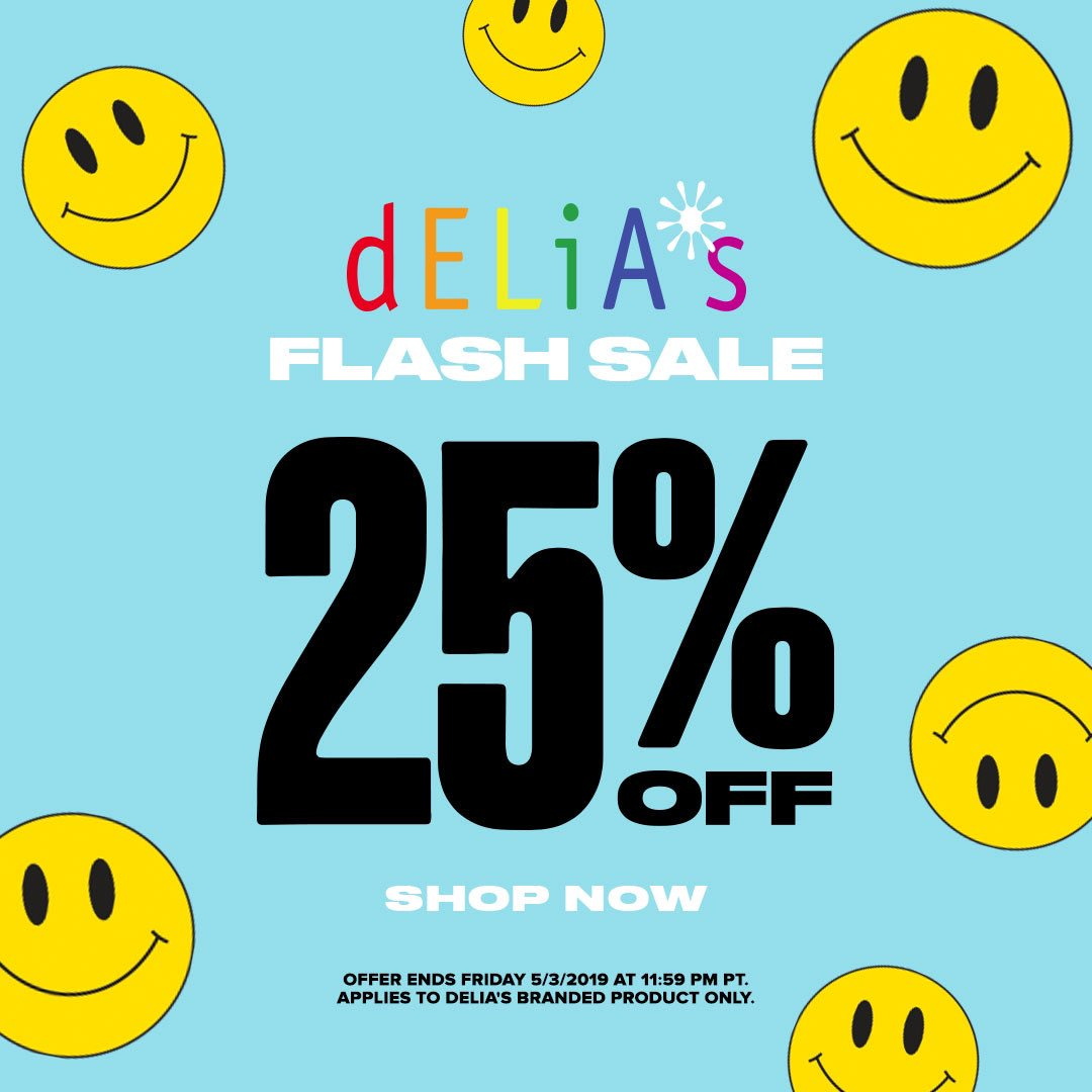 SURPRISE‼️ aLL dELiA*s iS oN #SaLe nOw @dollskill 🎉 gRaB yEr FAVEs b4 tHey R gOnE 💖🌻🌈 https://t.co/lRNFGUo6Bf https://t.co/8Z67j27EIS