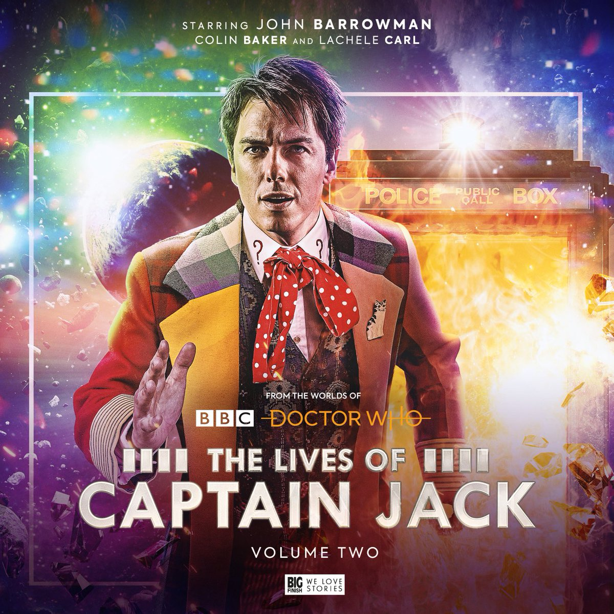 John Barrowman is ridiculous and that makes me love him even