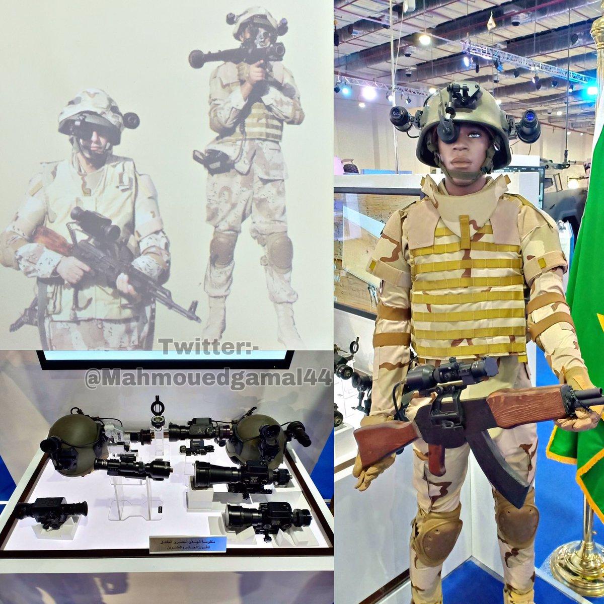 القوات الخاصه المصريه ستتسلم قريبا منظومة الجندي المصري EISS D5lRayAXsAE_Fj5