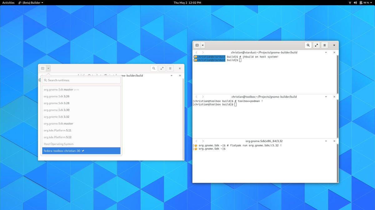 GNOME Builder (@BuilderGnome) | Twitter