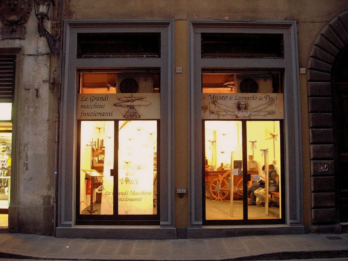 Museo Leonardo Da Vinci Firenze.Leonardodavinci500 Hashtag On Twitter