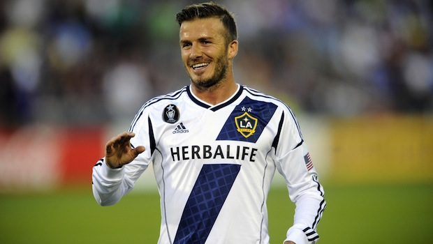 Happy birthday to my favorite player of all time, David Beckham!
