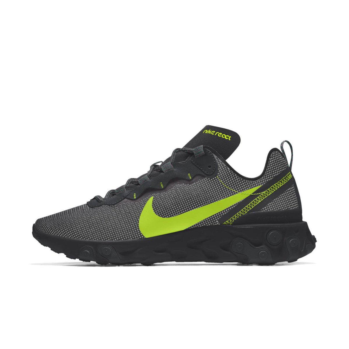ba237397a5e AD  YESSS.. Design your own Nike React Element 55 on NikeID here   https   t.co ChflVsKeIO ·  heskicks https   bit.ly 2VEWHmO · 0 9