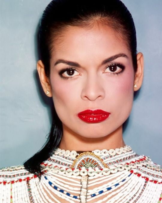 Happy birthday to actress and human rights advocate Bianca Jagger!