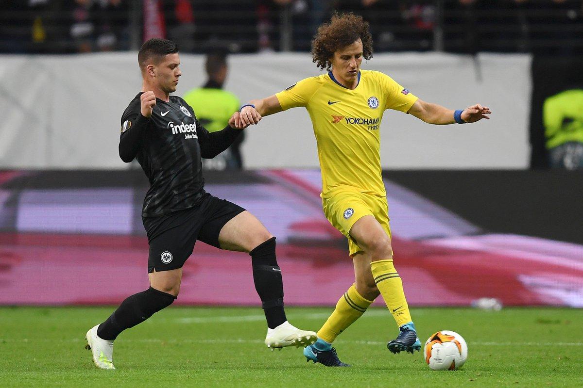 Xem lại Frankfurt vs Chelsea, 2h00 ngày 3/5 (Europa League)