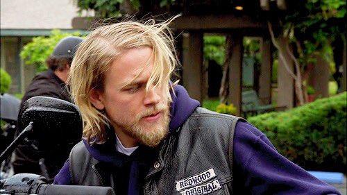 The Best Charlie Hunnam Long Hair JPG