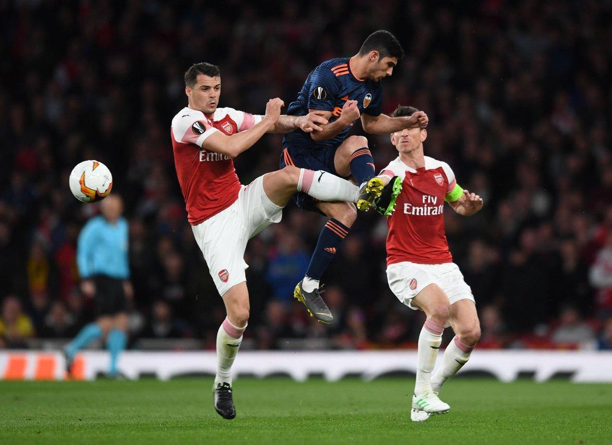 Xem lại Arsenal vs Valencia, 2h00 ngày 3/5 (Europa League)