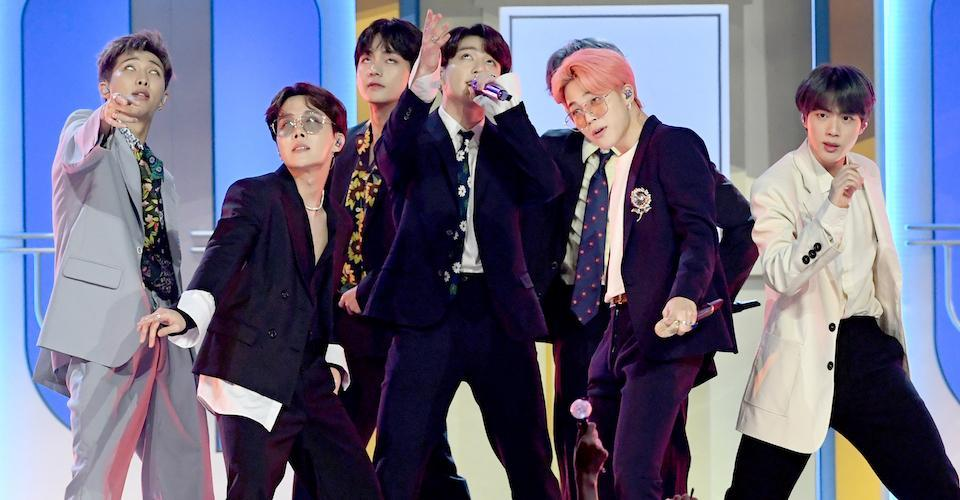 a19eb541a5af7 kim jones is lacing up bts with custom dior outfits for their world tour