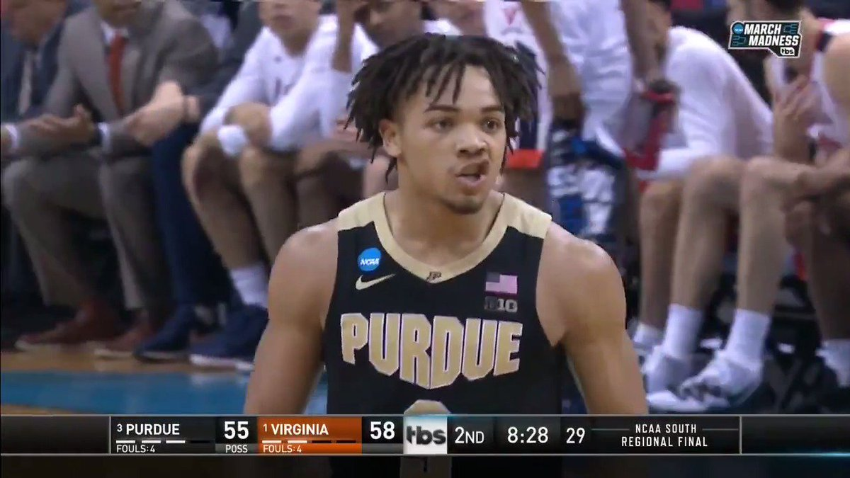 Purdue launched itself into the #Elite8 for the first time since 2000.  Enjoy the top plays from @BoilerBall's thrilling #MarchMadness run! #BoilerUp 🚂