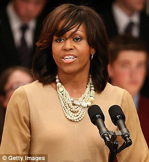 #MichelleObama you are STILL our First Lady, still doing what a real #FirstLady does. College signing. #ForThePeople