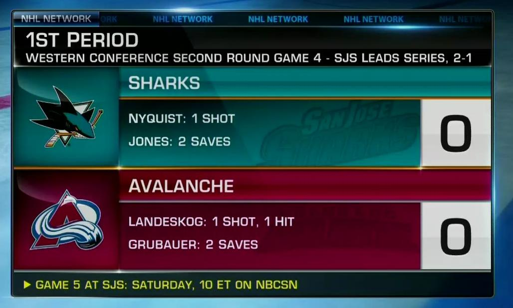 Nhl Network On Twitter All Directv Dish And Slingtv Customers Can Watch The Start Of Colvssjs On Nhl Network