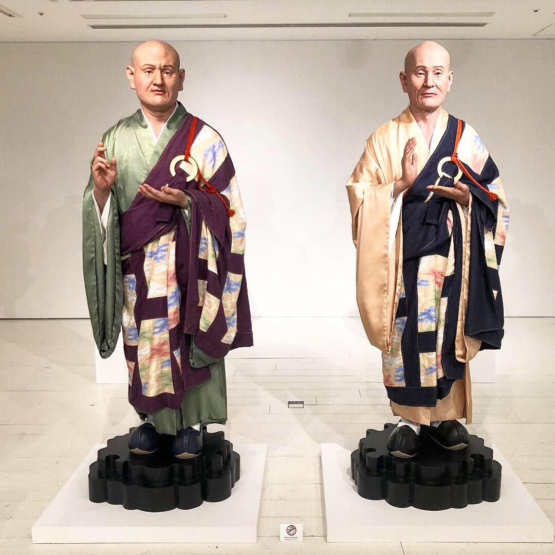 #上路市剛  #ichitakakamiji  Realism of Sculpture - The Place of Holiness - #roppongihillsadgallery  #森美術館