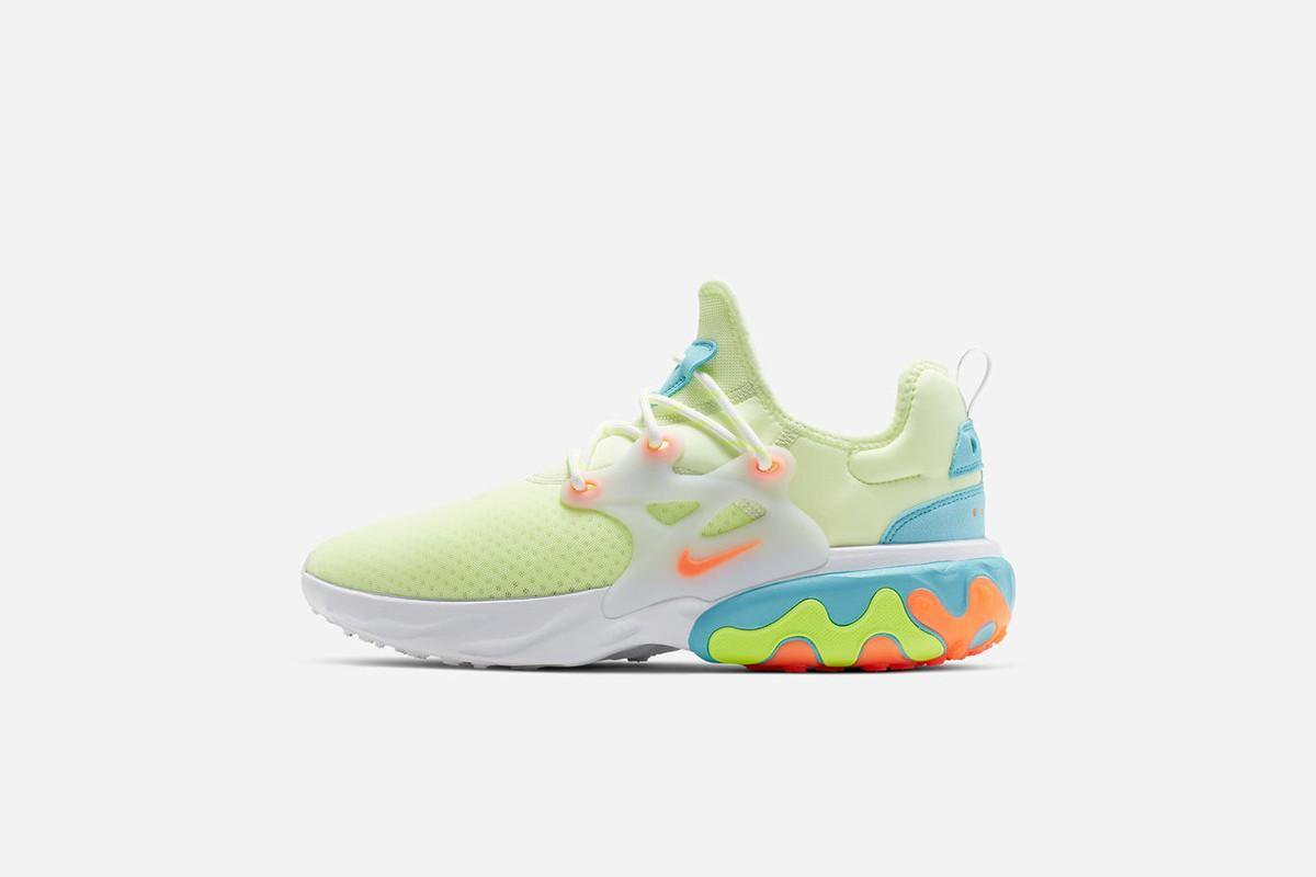 4a9ce77efb1 nike introduces the react presto in captivating colorways