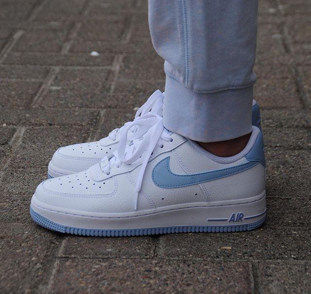 Nike Wmns Air Force 1 ´07 | Weiss | Sneaker | AH0287 104