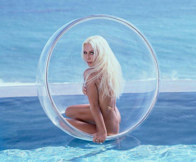 Happy birthday Donatella Versace