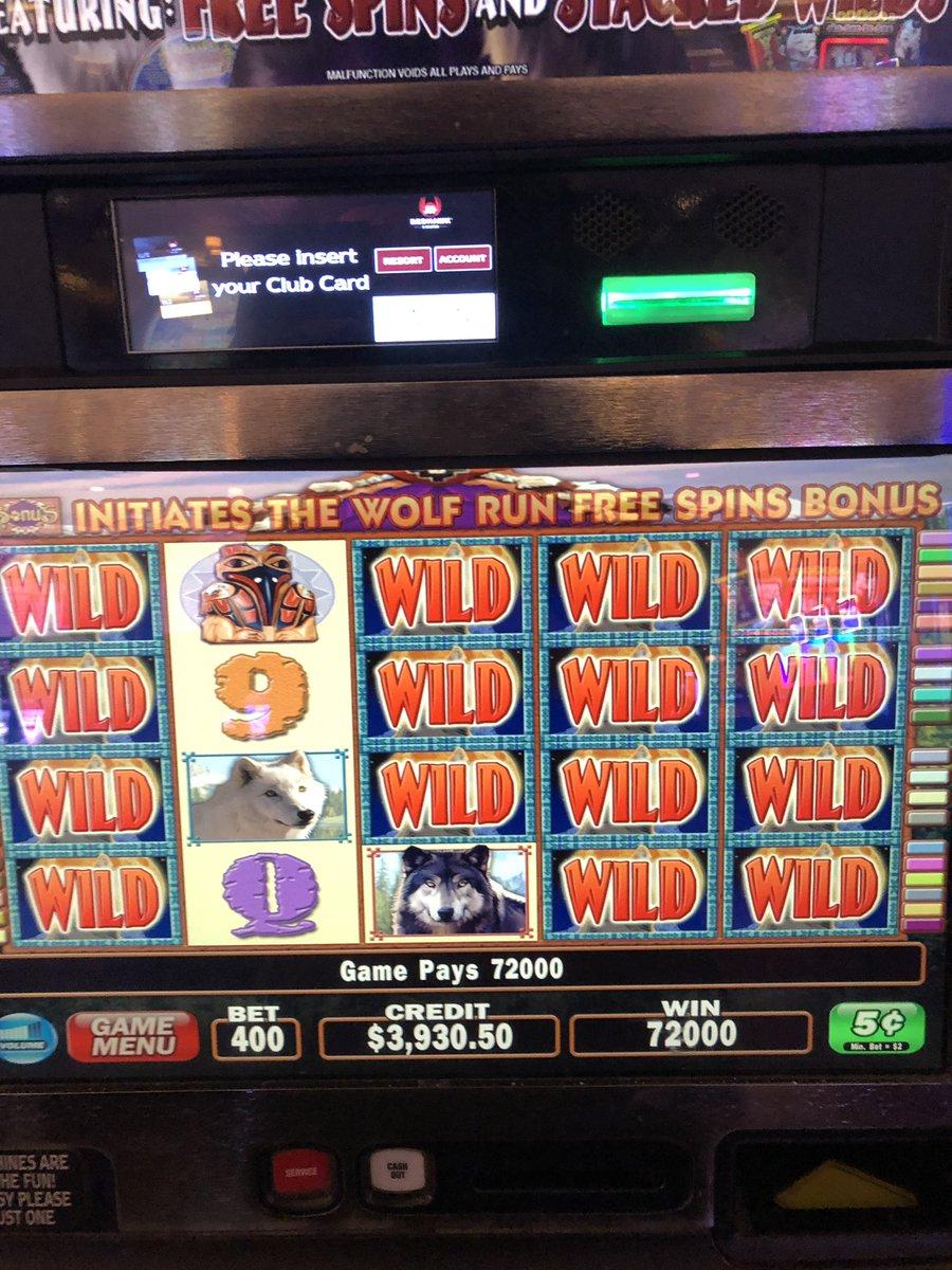 Casino slots odds of winning