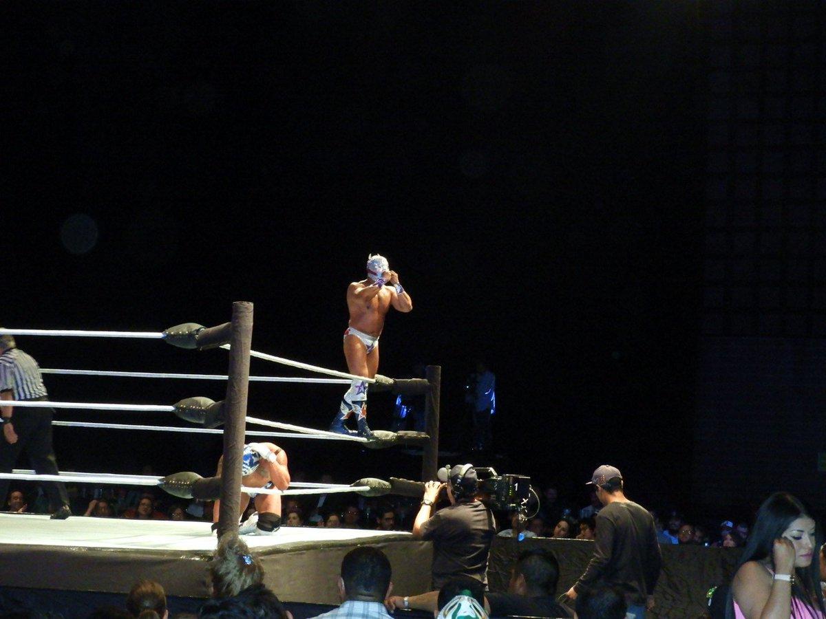 Iniciaron las acciones en Gladiators, en el Frontón México 2