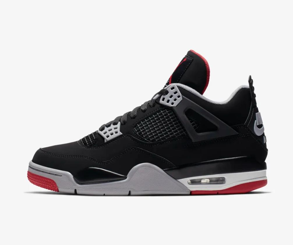 29f491c3068fe Who is copping when they drop  Air Jordan 4 BRED will be at Dicks here  (will need to refresh 5 4 7am PST) https   t.co LNXDCo6bb0