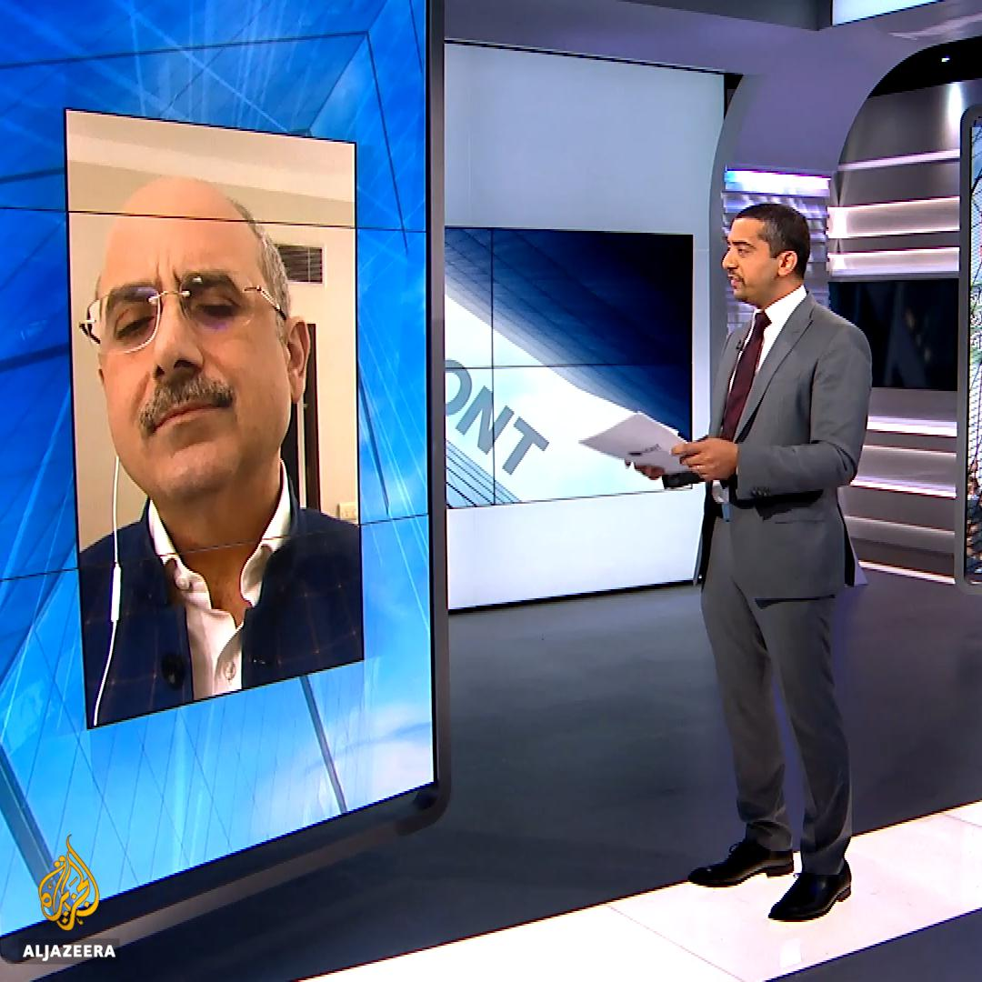 Why is India's BJP fielding a far-right Hindu nationalist candidate who is *on trial for terrorism*? Which other democracy does this happen in?  On today's @AJUpFront, I ask BJP spokesman Nalin Kohli - watch his response and our exchange: