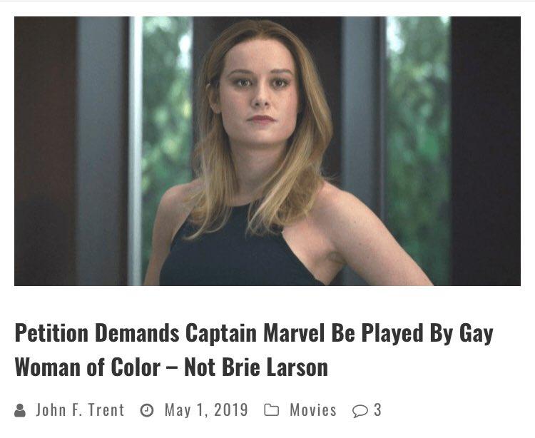 Brie Larson 4chan