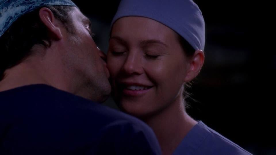 """""""Cause you never think that the last time is the last time. You think there will be more. You think you have forever, but you don't.""""  - """"Grey's Anatomy"""" series."""
