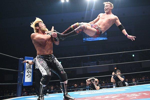 NJPW: Wrestling Dontaku 2019 Día 1 Taichi triunfa, Dragon Lee retiene 5