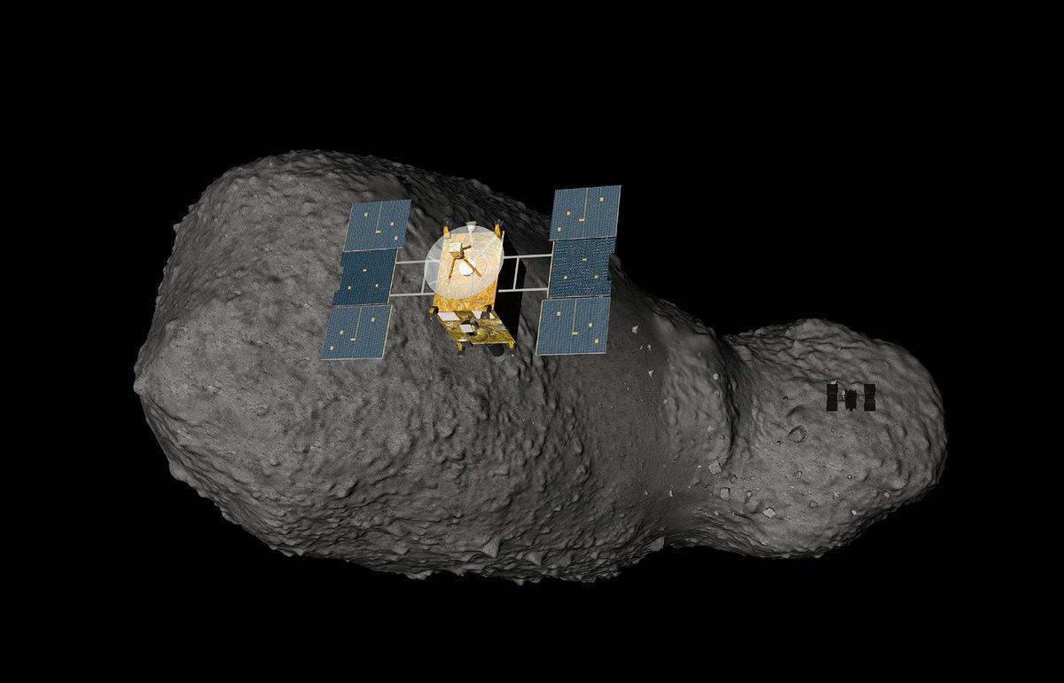 Comet franck marchis blog