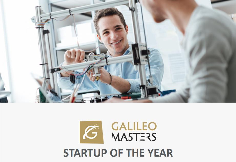 Galileo Masters Startup of the Year