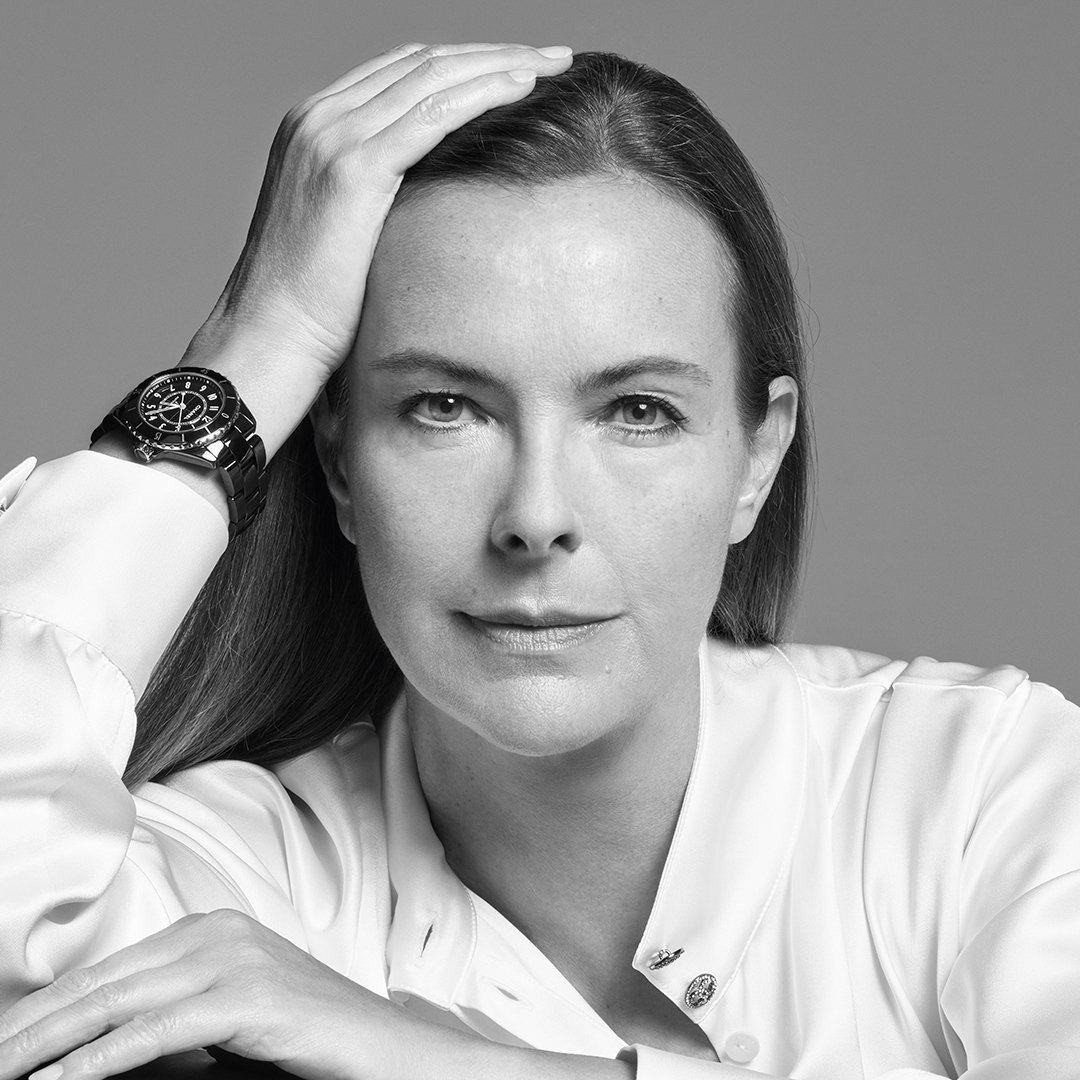 THE NEW J12. IT'S ALL ABOUT SECONDS. Stop for one second to discover the new J12. A legend in watchmaking, the timepiece has been reinvented while preserving its identity. A new way to see time. Discover the watch on http://chanel.com/-j12carolebouquet… #TheNewJ12  #ItsAllAboutSeconds