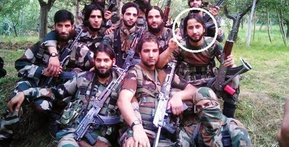 hizbulmujahideen hashtag on Twitter