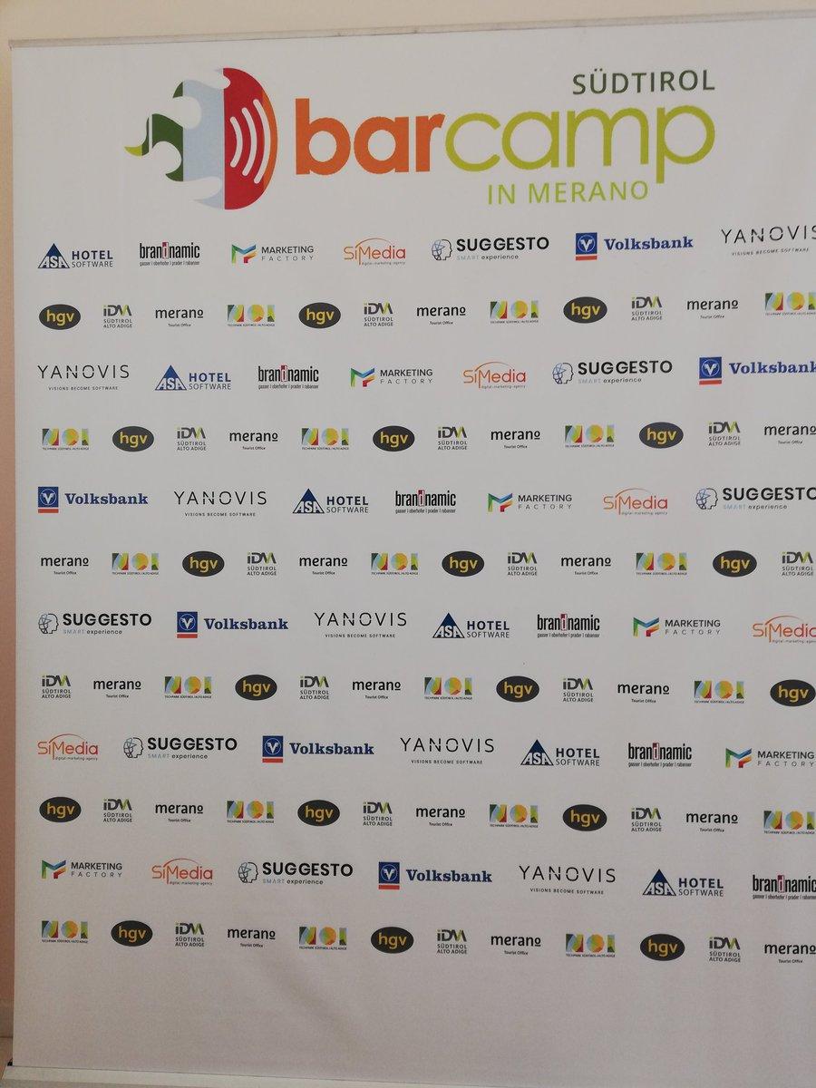 Happy to be part of #bcs19 @IDM_suedtirol #inspira...