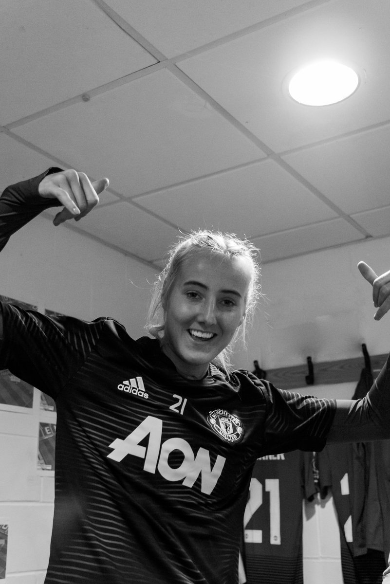 "Manchester United Women On Twitter "" MUWomen Dressing Room"