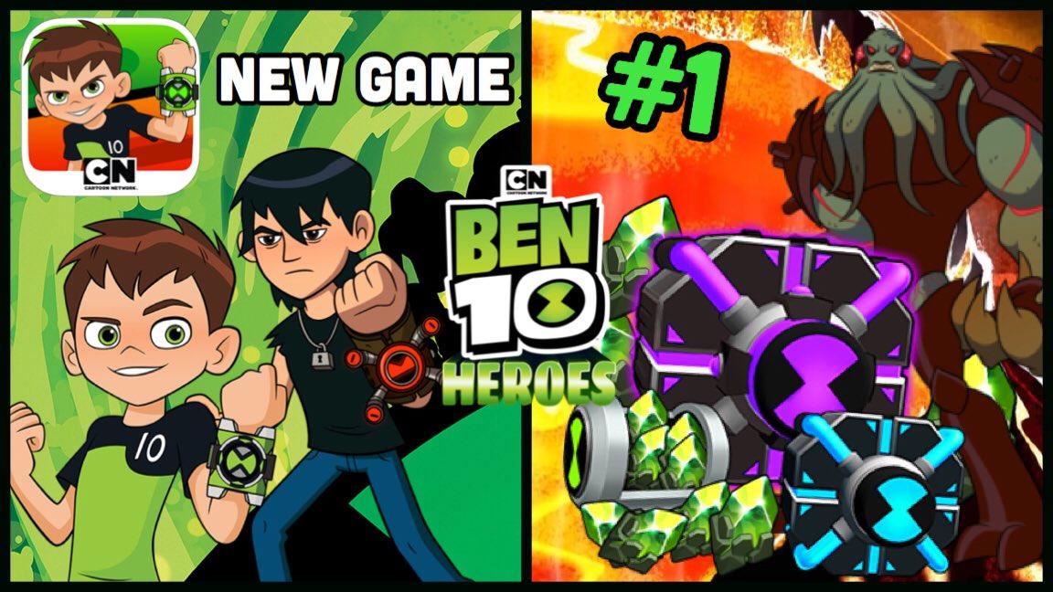 Ben 10 Reboot Points (@PointsBen) | Twitter