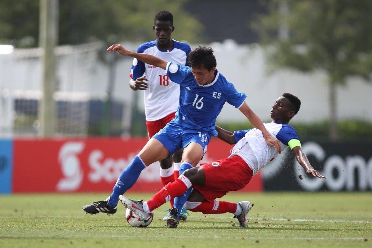 Sub17 Campeonato CONCACAF 2019 [Copa Mundo Brasil 2019] El Salvador 1 Haiti 4. D5p4IgXW0AEwGsc